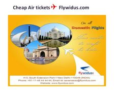 Get cheap air tickets by comparing lowest airfare of every airline flights by jimmy rao via slideshare