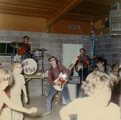 Image result for garage bands