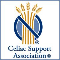 The Celiac Sprue Association CSA is the largest non-profit celiac support group in america, with over 125 chapters across the country, and over 9,000 members worldwide.