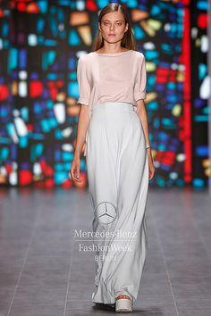 KILIAN KERNER S/S 2015 Fashion Week Berlin 2014