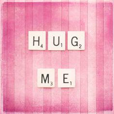 Hug Me by Carolyn Cochrane