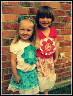 Girls Easter outfits