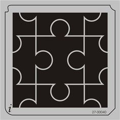 Good Playroom stencil?  Maybe with the gloss in the same color as the wall?