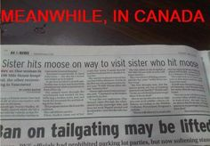 Meanwhile, in Canada