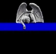 For Officers Wenjian Liu and Rafael Ramos~ NYPD Police shot execution style, 12/20/14, by a thug.