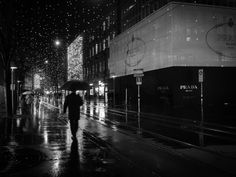 Light Rain by Johan Meintjes - Photo 129943619 - City Streets, Christmas Lights, Rain, Pictures, Christmas House Lights, Rain Fall, Photos, Rain Photography, Grimm
