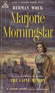 Author: Herman Wouk Publisher: Signet T1454 Year: 1957 Print: 1 Cover Price: $0.75 Condition: Good Plus Genre: Fiction