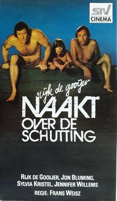 Naakt over de Schutting (koopvideo cover)
