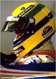 Ayrton Senna Racing Helmets, F1 Racing, F1 Motor, Williams F1, Formula 1 Car, Car And Driver, F 1, Great Pictures, Grand Prix