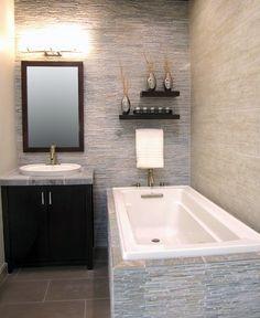 Image result for tiled bathroom ceiling