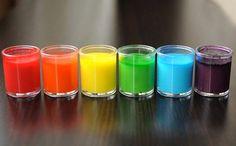 DIY- make homemade water colors