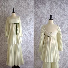 Vintage 1970s Outfit  Palazzo Pants and by SassySisterVintage, $118.00
