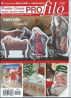Cross Stitch Magazines, Diy And Crafts, Christmas Crafts, November, Embroidery, Painting, Art, Dressmaking, Journals