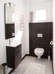 Le meuble wc | Pinterest | Décoration maison, Meuble wc et Wc suspendu