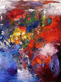 """Gérard Stricher, """"Nouvel Horizon"""""""