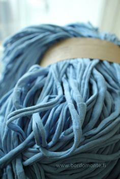Rug rag yarn - lovely colors for decoration #RugRagYarn #Matonkude
