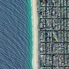 Foto scattate dallo spazio per ricordarci quanto siamo insignificanti