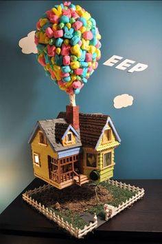 EEP Academy Award-winning Pixar Blockbuster 'Up'  (Peep Show - Movies & TV - 061)