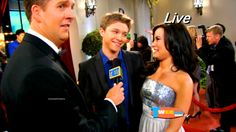 And Now that Interviewer is on Dog with a Blog. I miss Channy :(