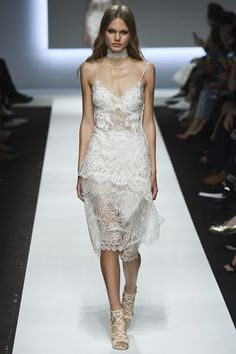 Ermanno Scervino Spring/Summer 2016 Ready-To-Wear