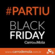 É HOJE! Black Friday Carro de Mola!  http://carrodemo.la/d1fa2