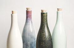 Sゝゝ Japanese Ceramic Bottles