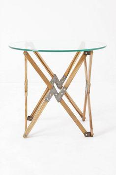 Truss Side Table - Anthropologie.com
