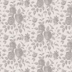 A stunning large rose design in metallic ink with a raised textured feel. Shown here in silver. Other colour ways available. Please request a sample for true colour match. A paste the wall product. Wall Candy, Silver Wallpaper, Colour Match, Rose Design, True Colors, Past, Metallic, Tapestry, Ink