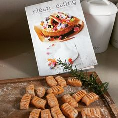 Sweet Potato Gnocchi using MNB's Clean & Simple Eating Cook Book | YUM!