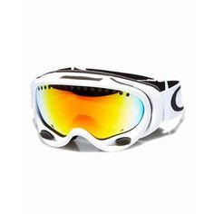 best oakley ski goggles hr2x  White Oakley ski goggles