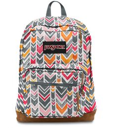 RIGHT PACK EXPRESSION/CORAL BACKPACK | COLLEGE DEPOT