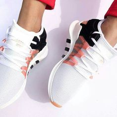info for 3aa11 0731e adidas Originals EQT Racing ADV – White, Pink, Black The adidas Originals  EQT Racing ADV is a shoe with a strong history and adidas heritage.