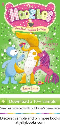 'The Hoozles: The Naughty Croc: Book 2' by Jessie Little - Download a free ebook sample and give it a try! Don't forget to share it, too.