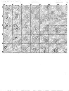 Gallery.ru / Фото #31 - осенний лес - irinakiz Cross Stitch Landscape, Cross Stitch Patterns, Projects To Try, Scenery, Diagram, Stitching, Trail, Gothic, Witch