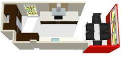 #Decoracion #Moderno #Comedor #Sala de estar #Sillas #Comodas #Encimeras #Griferia