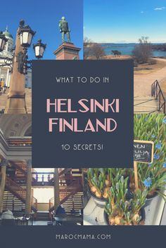 We lived like Helsink locals for a week, and discover we did! Instead of following the guidebooks, let us fill you in on the 10 top secret things to do in Finland's city of Helsinki.