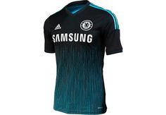 adidas Kids Chelsea 3rd Jersey 2014-15....buy yours at soccerpro.com now!