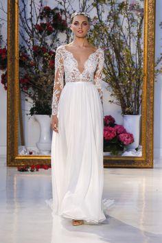 Best of Bridal Market: Anne Barge Wedding Dress Collection Spring 2017   Bridal Musings Wedding Blog