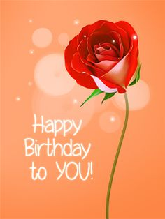 Flowers Cards - Free Birthday Cards