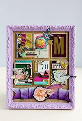 Craft Market & Confetti DIY Inspiration Board by CP Gal Team Coordinator, Christine Middlecamp