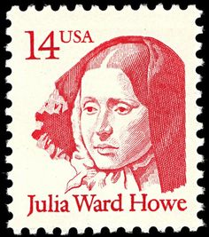 """Born in New York, Julia Ward Howe was an abolitionist, social activist and poet. She wrote """"The Battle Hymn of the Republic."""" Hear it within the context of the Civil War here: http://www.youtube.com/watch?v=p5mmFPyDK_8"""