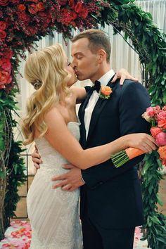Melissa and Joey's wedding! ❤