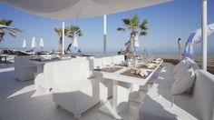 Puro Beach Club, Marbella, Costa del Sol, Spain ✯ ωнιмѕу ѕαη∂у