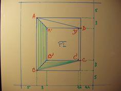 . Cliquez sur LA'lbum du trapèze en mille-feuilles Introduction : Cette technique présente un certain nombre d'avantages : - Elle accentue les perspectives... - Elle permet de jouer avec les couleurs. - C'est un exercice de précision dans sa géométrie...