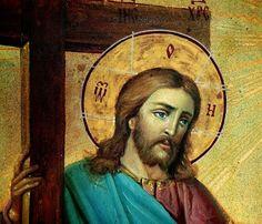 Η μελωδία της ουράνιας αγάπης: Θα με αρνηθείς παιδί μου Russian Orthodox, Biblical Quotes, Ciel, Jesus Christ, Savior, Religion, Artwork, Painting, Beautiful