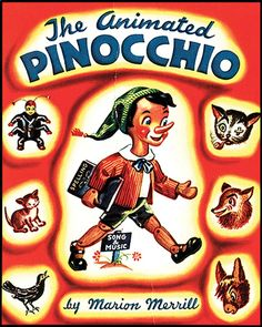 ANIMATED PINOCCHIO