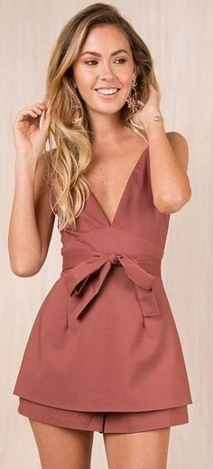 60 Ultimate Trending Summer Outfits Perfect For Vacation Pink Outfits, Summer Outfits, Fashion Outfits, Summer Dresses, Women's Fashion, Day To Night Outfits, Embroidered Clothes, European Fashion, Playsuit