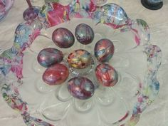 Oua de Pasti (metoda apa+oja), Tutorial Easter Egg Dye, Egg Decorating, Punch Bowls, Paste, Easter Ideas, Crafts, Craft Ideas, Cooking, Youtube
