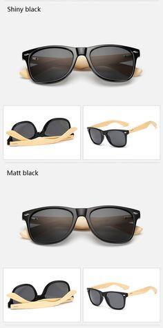 806c8f2fe6 2017 Vintage Sport Bamboo SunGlasses. EyeglassesLensesWoodSunRetro BambooUnisexGlassesMadeira