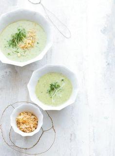 Kresse-Kartoffel-Suppe Rezept - [ESSEN UND TRINKEN]